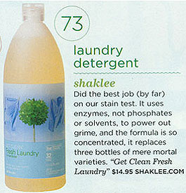 My Shaklee Get Clean In The News