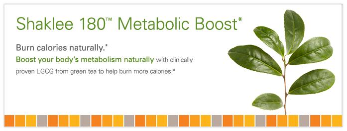Shaklee180 Metabolic Boost
