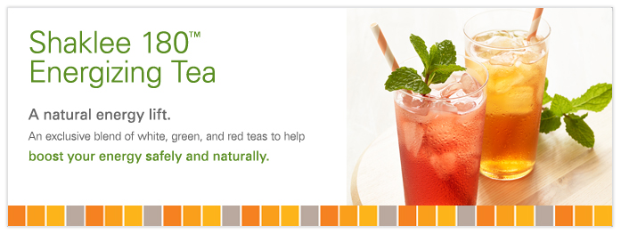 Shaklee180 Energizing Tea