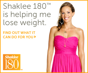 Shaklee 180 Blogger