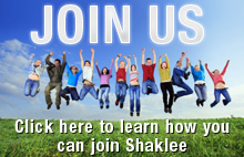 Learn how you can join Shaklee!