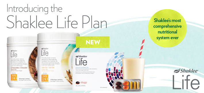 Introducing the Shaklee Life Plan