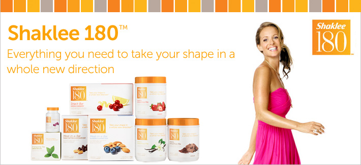 Shaklee 180 Weight-Loss Products