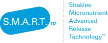 S.M.A.R.T.&trade; - Shaklee Micronutrient Advanced Release Technology&trade;