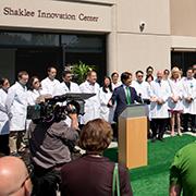 New Shaklee Innovation Center opens