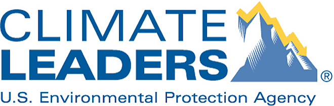 Climate Leaders EPA logo