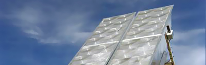 Shaklee supports projects using Solar Panels