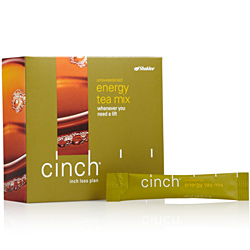 Cinch Energy Tea, Unsweetened, 28 Sticks