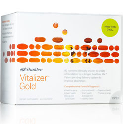 VITALIZER GOLD AND FREE MEMBERSHIP