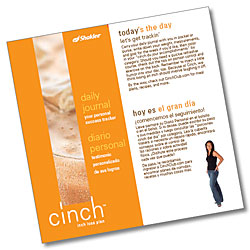 Cinch Daily Journal Bilingual