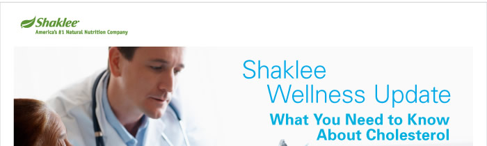 Shaklee Wellness Update
