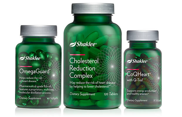SmartHeart Cholesterol Regimen