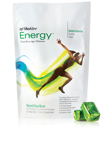 Shaklee Energy Chew