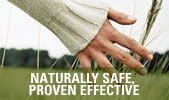 Naturally safe proven effective