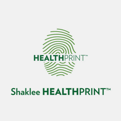 Shaklee HealthPrint offer