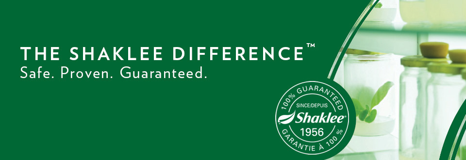 Shaklee Difference