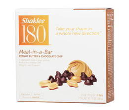 Shaklee 180 Meal-in-a-bar
