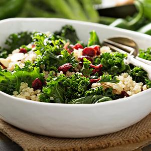 Kale Nutrition Superstar