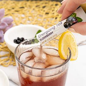 Elderberry Energizing Tea
