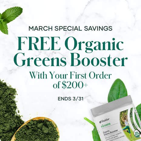 March Special Savings