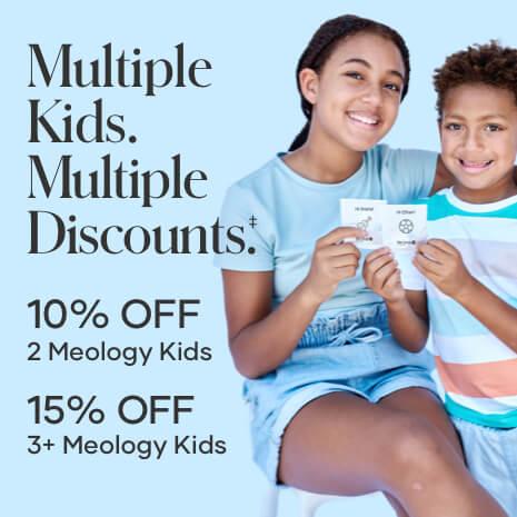 Meology Kids promo