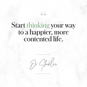 Dr Shaklee quote