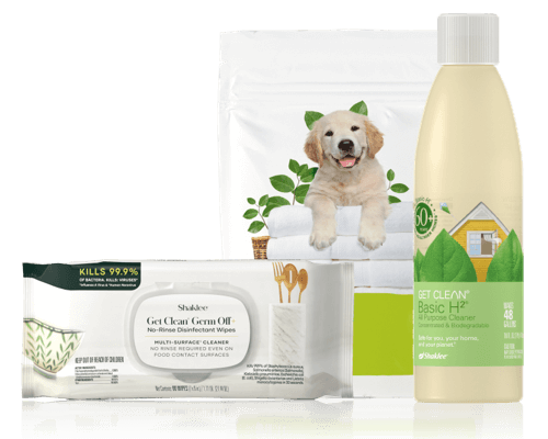 Shop Shaklee home products