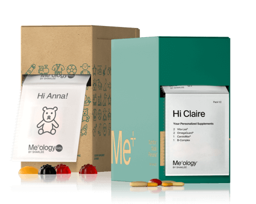 Shop Meology Personal Nutrition