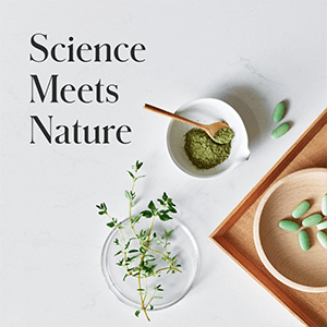 Science meets nature