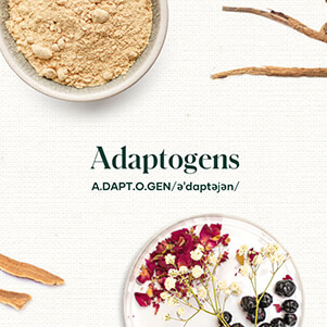 Learn All About Adaptogens