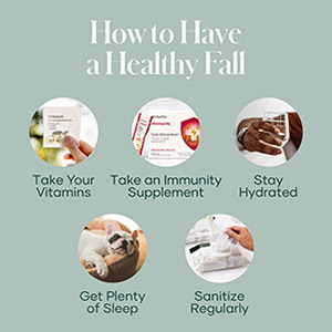 Shaklee How to Have a Healthy Fall