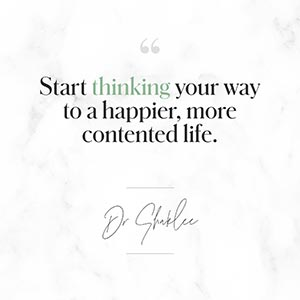 Shaklee Think your way to a happier life