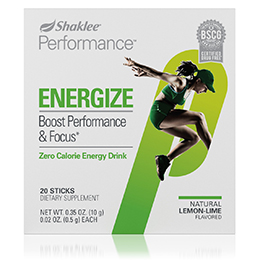 Performance Zero Calorie Energy Drink