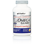 OmegaGuard Dietary Supplement 180 Count
