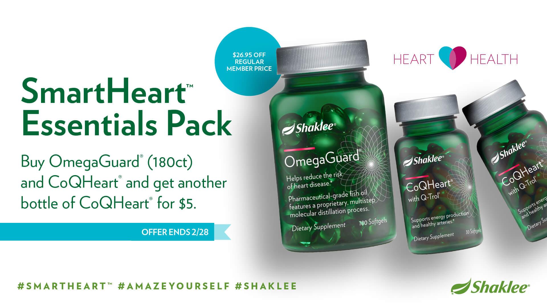 SmartHeart Essentials Special