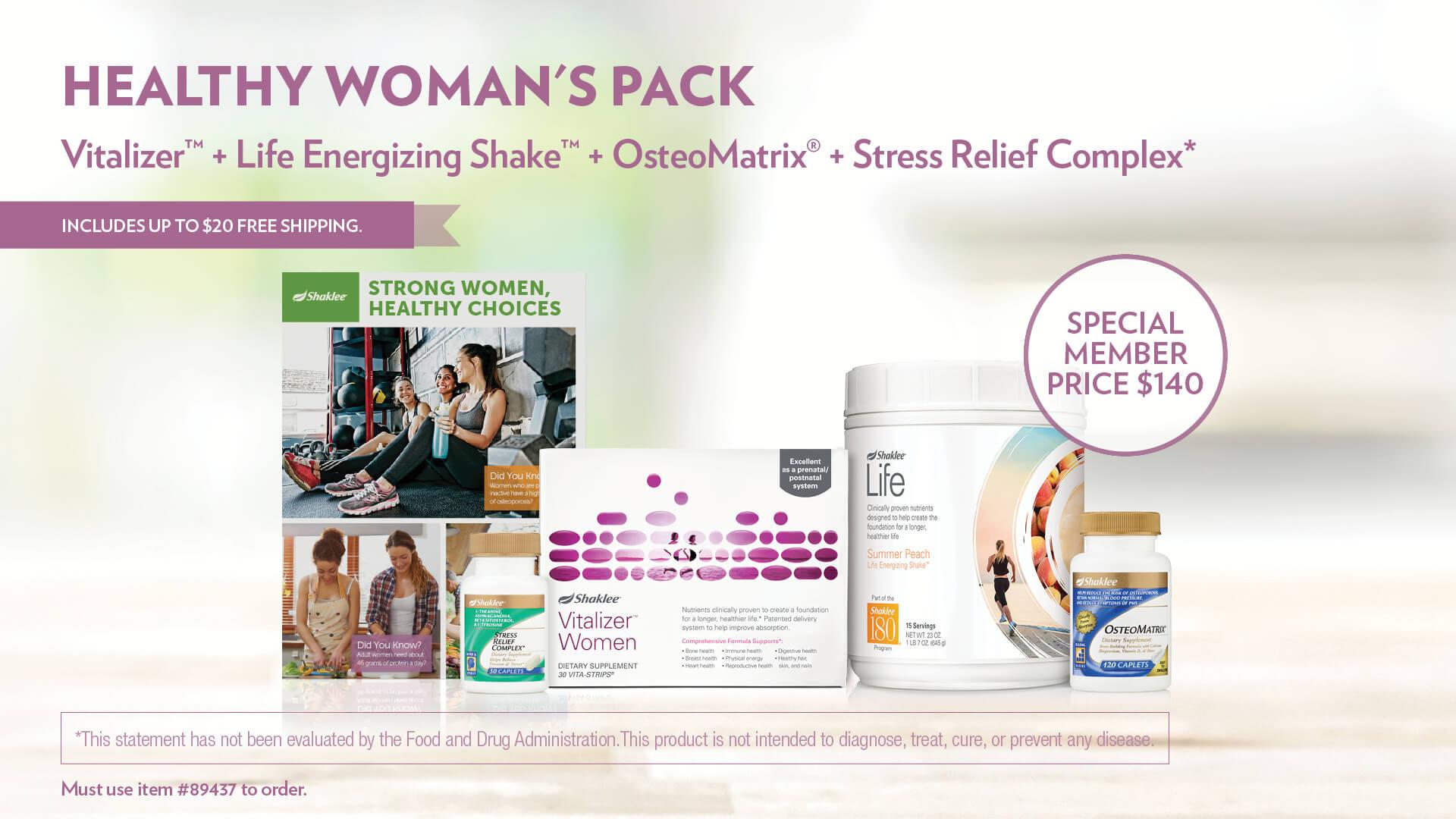 Women's Pack