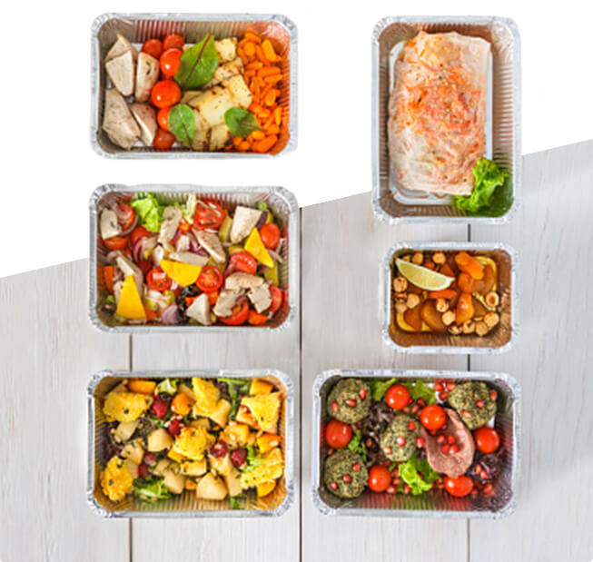 Shaklee 180 meal planning containers
