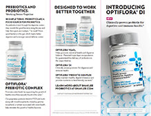 Shaklee Optiflora DI Brochure