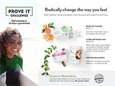 Prove it challenge brochure
