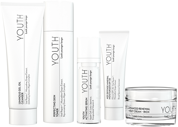 Youth Advanced Anti-Aging Regimen product