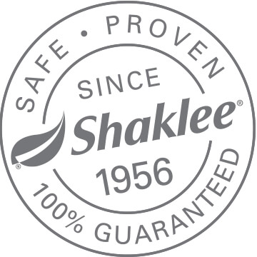 Shaklee is proven, safe, guaranteed