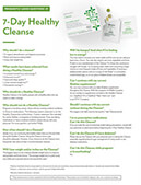 Healthy Cleanse FAQ