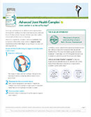 Joint Health Product Sheet