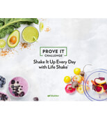 Life Shake recipes