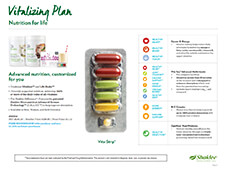 Vitalizing Plan flyer